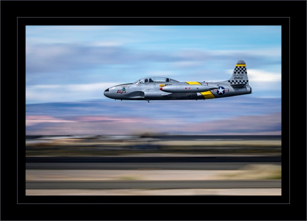 Lockheed T 33 Shooting Star-3