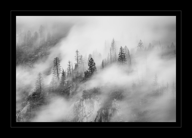 Yosemite Clouds