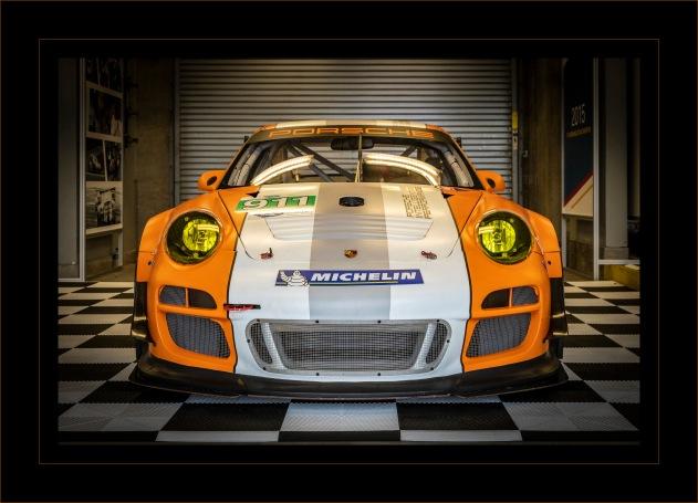 911 GT3 Hybrid 2010